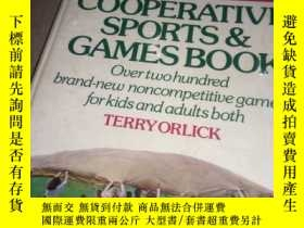 二手書博民逛書店THE罕見SECOND COOPERATIVE SPORTS &