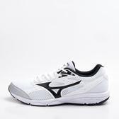 Mizuno  MAXIMIZER 20 寬楦 慢跑鞋-白/黑 學生鞋  大尺碼 K1GA180010