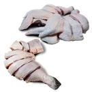 《好客-野飼崎鷄》生鮮母雞半隻(分切,不含頭腳)+生鮮剁骨雞腿1支(免運商品)_A021019
