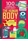 100 Things To Know About The Human Body 人體的100個知識書