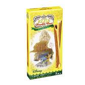 日本-美女與野獸雙餡威化餅(巧克力&檸檬)30g  10入/封