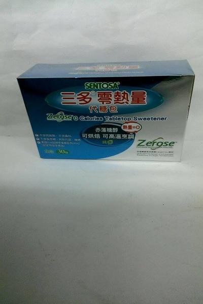 三多 零熱量 代糖 1g*30包(盒)*12盒