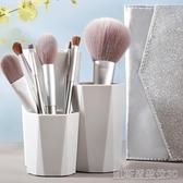 化妝刷套裝眼影刷散粉刷粉底刷腮紅刷美妝刷全套刷子化妝工具 凱斯盾