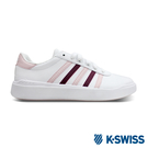 K-SWISS Heritage Light Stripes L SE時尚運動鞋-女-白/粉紅