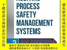 二手書博民逛書店Guidelines罕見for Auditing Process Safety Management System