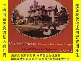二手書博民逛書店Victorian罕見Houses: A Treasury of