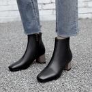大尺碼短靴41-48 凱莉密碼 潮流時尚...