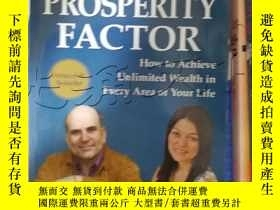二手書博民逛書店The罕見Prosperity Factor. ---[ID:3