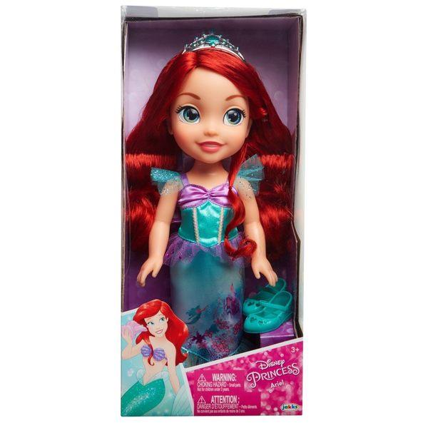 Disney 迪士尼公主娃娃 愛麗兒 小美人魚 TOYeGO 玩具e哥