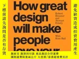 二手書博民逛書店【罕見】Do You Matter?:How Great Design Will Make People Love
