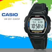 CASIO 多功能小巧運動錶款 LW-201-2A 34mm/防水/NY/禮物/LW-201-2AVDF 現貨+排單 熱賣中!