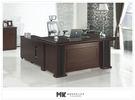 【MK億騰傢俱】ES606-01塞維爾5.8尺主管辦公桌組(含主管桌*1、活動側櫃*1、活動櫃*1)