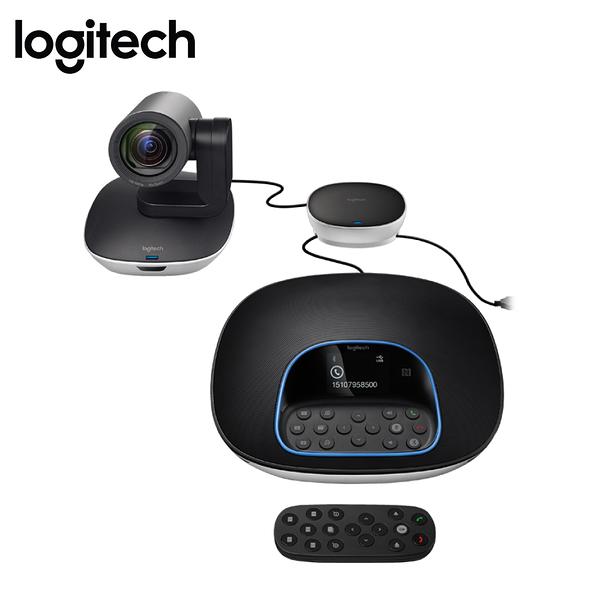 [logitech 羅技]Group 視訊會議系統