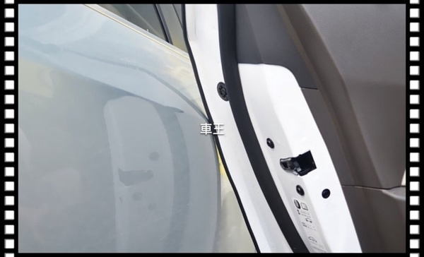 【車王小舖】Outlander Fortis Lancer Colt Plus車門保護條 門邊防撞條 車身防刮條