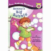 【汪培珽書單】〈All Aboard Reading系列:Picture Reader 〉BENNYS BIG BUBBLE