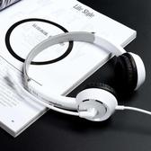 學英語專用耳機學生頭戴式四六級聽力學習通用聽說兒童耳麥帶話筒