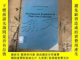 二手書博民逛書店Developmental罕見Regulation of Pla