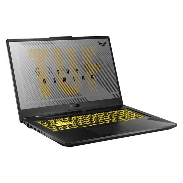 "【NuForce Sport4 藍芽耳機+電競滑鼠墊】ASUS FA706QM-0042A5800H (17.3""/AMD R7-5800H/8G/RTX3060-6G/512G PCIe)"
