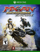 X1 MX vs. ATV Supercross Encore 飆風越野 Supercross 安可(美版代購)
