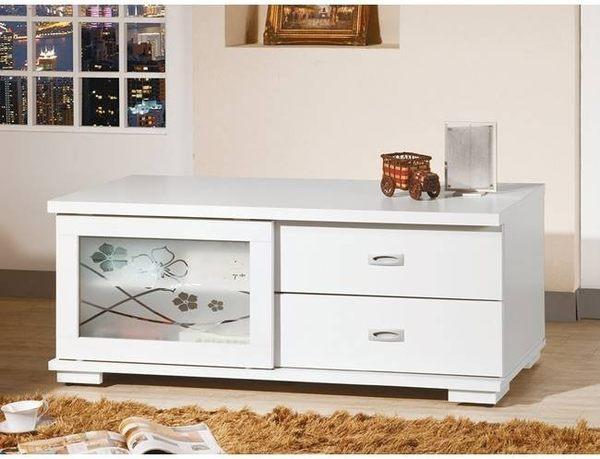 【新北大】✪ S561-3 典雅純白4尺電視櫃-18購
