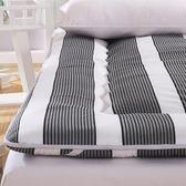 床墊 床墊1.8m床褥子1.5m雙人墊被褥學生宿舍單人0.9米1.2m海綿榻榻米jy【快速出貨八折搶購】