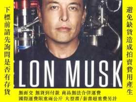 二手書博民逛書店埃隆馬斯克傳罕見硅谷鋼鐵俠 Elon Musk: Tesla,
