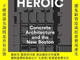 二手書博民逛書店【罕見】Heroic: Concrete Architectur