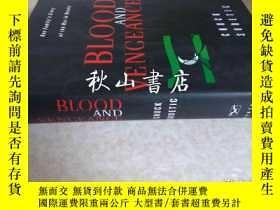 二手書博民逛書店blood罕見and vengeance:one family