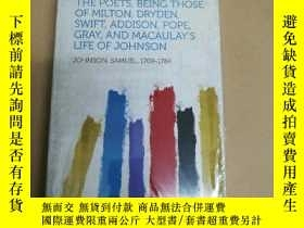 二手書博民逛書店Johnson s罕見Chief Lives of the Po