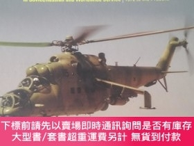 二手書博民逛書店Mil罕見Mi-24 Attack Helicopter: In Soviet Russian and World