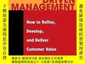 二手書博民逛書店Market-driven罕見ManagementY256260 Webster, Frederick E.