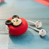 Cord Pocket 耳機收納捲線器收線扣-米奇