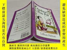 二手書博民逛書店Arthur s罕見Pen Pal (I Can Read, Level 2)亞瑟的筆友Y200392