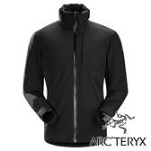 【Arc'teryx 始祖鳥】男 Ames GT單件式化纖外套『黑』戶外 登山 旅遊 冬季 羽絨 外套 L06726500