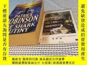 二手書博民逛書店英文原版罕見the Shark Mutiny 【存於溪木素年書店