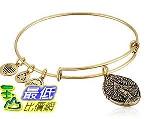 [美國直購] Alex and Ani Guardian of Peace Expandable-Wire Bangle Bracelet 手鐲