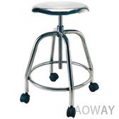 【耀偉】不鏽鋼工作椅C329-餐椅/會客椅/洽談椅/工作椅/吧檯椅/造型椅/高腳椅/