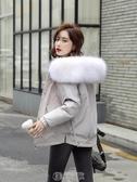 派克服2020新款冬棉衣女短款加厚加絨寬鬆大碼羽絨棉服保暖外套 快速出貨