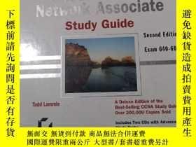 二手書博民逛書店英文原版罕見刷 CCNA Cisco Certified Net