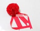 一定要幸福哦~~紅彩球(18公分)、宴席桌卡,開幕、喜宴、紅包袋