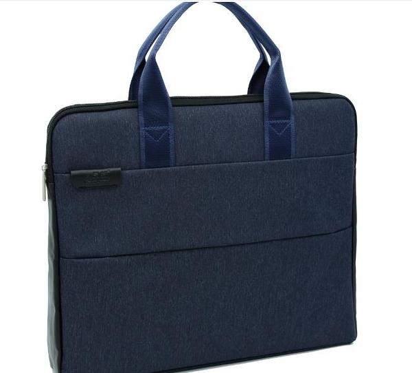公文包男商務手提包帆布公事包資料文件包工作會議袋【快速出貨】