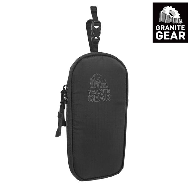 Granite Gear 1000152 Add-on Pocket 拉鍊式多功能口袋收納包 / 城市綠洲 (超輕、防撥水、耐磨、抗撕裂)