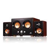 JS 淇譽電子 JY3241 震天雷 加重低音臨場感 三件式 木質 音響 喇叭