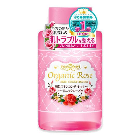 MEISHOKU 明色 天然植物玫瑰保濕柔膚水 200ml【七三七香水精品坊】