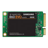 三星 SAMSUNG 860 EVO mSATA 500GB MZ-M6E500BW SSD SATA3 固態硬碟