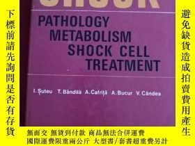 二手書博民逛書店shock罕見pathology metabolism shock cell treatmentY367679