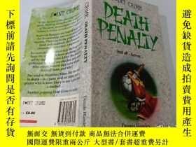 二手書博民逛書店Death罕見Penalty:死刑Y200392