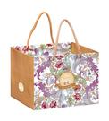 22CM 歐式庭院風 紙袋 禮盒袋 乳酪盒袋 購物袋【D045】外賣袋 手提袋 蛋糕包裝袋 時尚袋 環保袋