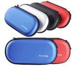 [哈GAME族]現貨 可刷卡 PS VITA PSV 2000/2007型專用 副廠 硬殼包 中性保護包 收納包 黑/藍/紅/銀 高質感