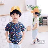 ✡清涼一夏✡ 短袖T恤韓版中大體恤純棉潮